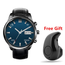 FINOW X5 Plus Android 5.1 MTK6580 Quad Core 1.3GHz 1GB 8GB support 3G WiFi GPS Heart Rate SmartWatch for Android IOS pk kw88 LEM