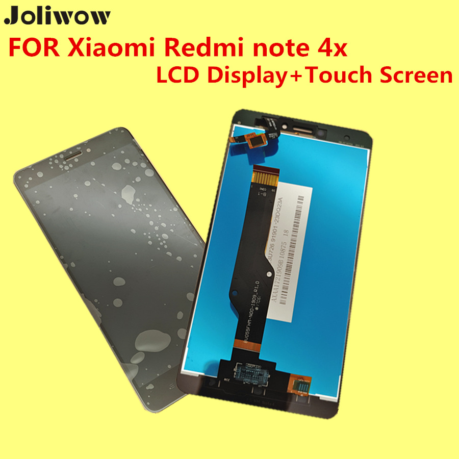 Para xiaomi redmi note 4x note4x lcd display + touch screen + herramientas reemp