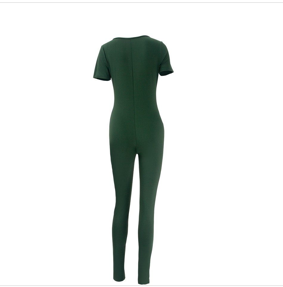 85ce7ce176d6 11.11 Sedrinuo 2016 Hot Sale New Fashion Womens Long Green Jumpsuit ...