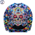 Mr.1991 brand youth brand 3D Multicolor skull printed hoodies boys teens Spring Autumn thin sweatshirts big kids sweatshirts W8