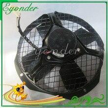 AC A/C Ar Condicionado Condicionador de Ar Condicionado Ventilador Do Condensador de Refrigeração Do Radiador Elétrico Eletrônico 24 v para Toyota Coaster Mini ônibus