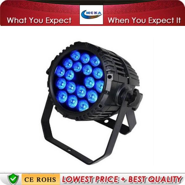 2Pcs/Lot  IP 65 Waterproof LED Par Light LED Waterproof Light2Pcs/Lot  IP 65 Waterproof LED Par Light LED Waterproof Light