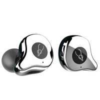 Sabbat E12 블루투스 이어폰 포트 무선 무선 이어 버드 스테레오 이어폰 5.0 방수 무선 이어 버드 이어폰