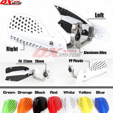 Universal Motorcycle Hand Guards Handguards Protector For IRBIS TTR CRF YZF WRF KXF KTM Enduro Motocross ATV QUAD Free shipping цена 2017
