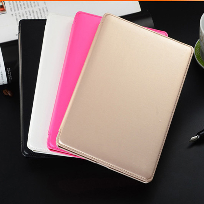 """ 2017HOT! high quality case for Xiaomi mipad 2 3/ MI Pad 2 3 cover 7.9"""" case Tablet fashion Ultra thin stand case Gold,black+pen"""