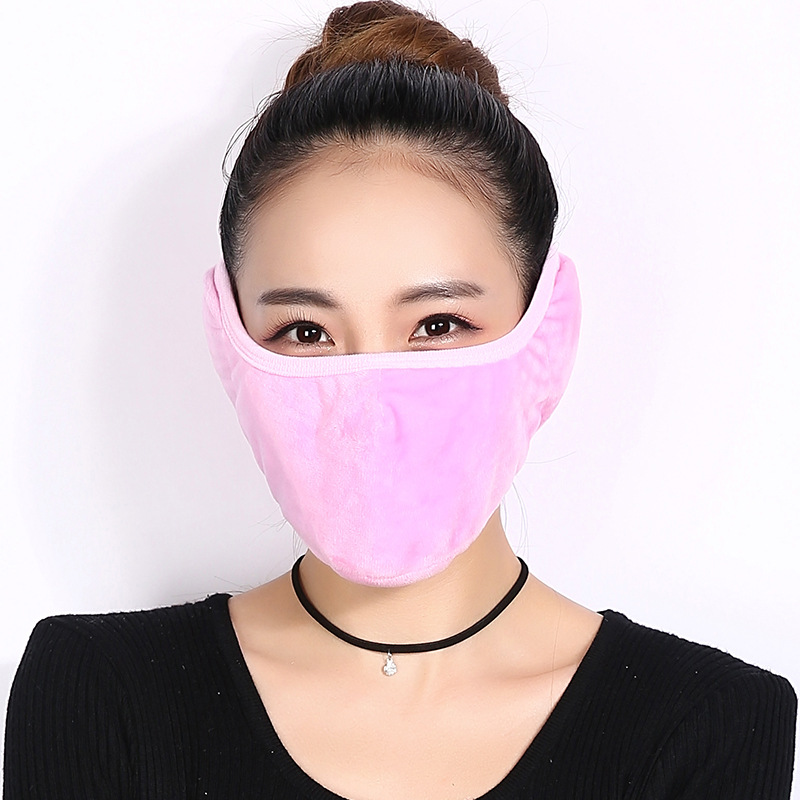 10pcs/Pack CC Wholesale Cotton Masker For Mouth Face Shields Maskers Dust And Heat Protect Sky Masks Training Pollution Mask