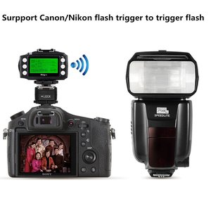 Image 4 - פיקסל TF 334 חמה נעל מתאם להמרת Sony Mi A7 A7S A7SII A7R A7RII A7II מצלמה כדי Canon Nikon Yongnuo פלאש Speedlite