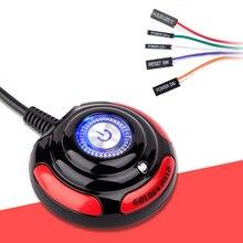 Настольный usb кабель для ПК со светодиодной подсветкой atx