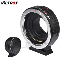 Viltrox EF-M1 Adapter Ring Lens Mount AF Auto Focus for Canon EF/EF-S to Micro M4/3 Camera as Panasonic Olympus