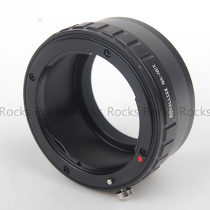 Image 4 - Dollice Nik NEX Lens Adapter Ring Suit For nikon Lens to for sony E Mount NEX Camera
