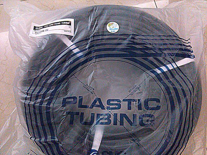 SMC пневматическое белый воздушный шланг TU1208C 100 внутренний диаметр 8 мм внешний диаметр 12 мм длина шланга 100 м
