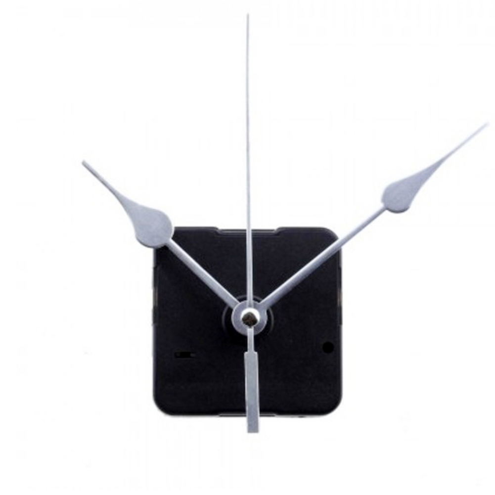 Diy Mechanism Quartz Clock Movement Parts Replacement Repair Tools Set Kit Watch Diy Clock Tools Set With Silver Clock Pointer C