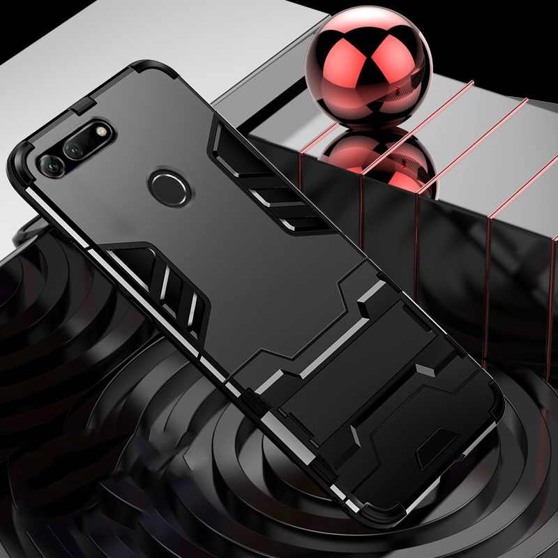 Armor Case For Xiaomi Redmi K20 Pro Cases Silicone Phone Cover For Xiaomi Redmi 4X 7A 6 5 6A 4A Mi 9T Note 7 Cases Robot Bumper
