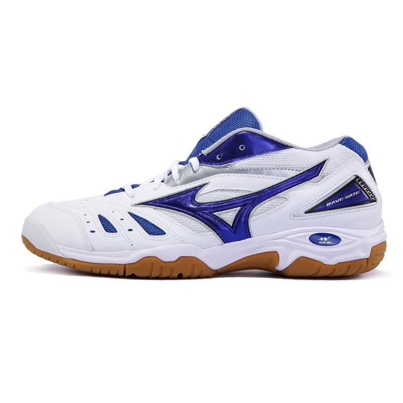 df2c23a59924 Women s Sneakers Shoes Gate Mizuno Badminton Wave Sports Leather 3  1E5xnqg6zw