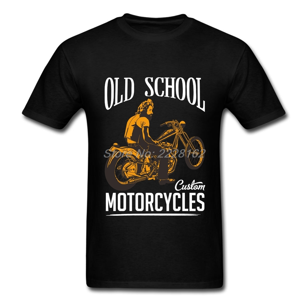 Printing rock tshirt adult man oversized old school custom for Luxury t shirt printing