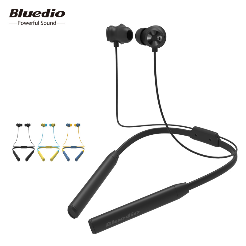 Bluedio TN2 Sports Bluetooth earphone with active noise cancelling /Wireless Headset  for phones and music-in Bluetooth Earphones & Headphones from Consumer Electronics