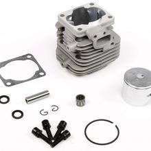 29cc 30.5cc Поршень Набор для 29cc 30.5cc 2-х тактный двигателя внутреннего сгорания для Rovan Losi DTT км 1:5 Радиоуправляемый автомобиль