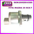ORIGINALNEW 294200-0360 for  MAZDA 3 / 5 / 6 / CX-7 SUCTION CONTROL VALVE 2.0 & 2.2 DI MZR-CD SCV DENSO 294009-0360 0360