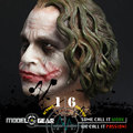 1/6 Scale Action Figure CGL Joker Male Head Sculpt T-09C Suitable for 12'' Model Toy