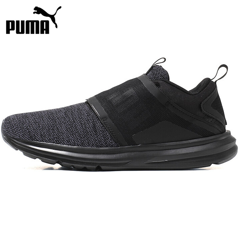 Original New Arrival 2017 PUMA Enzo Strap Knit Mens Running Shoes Sneakers