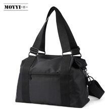 MOYYI 軽量ラーベため酪農収納防水とにくいハンドバッグ多機能パックファッション便利なバッグ