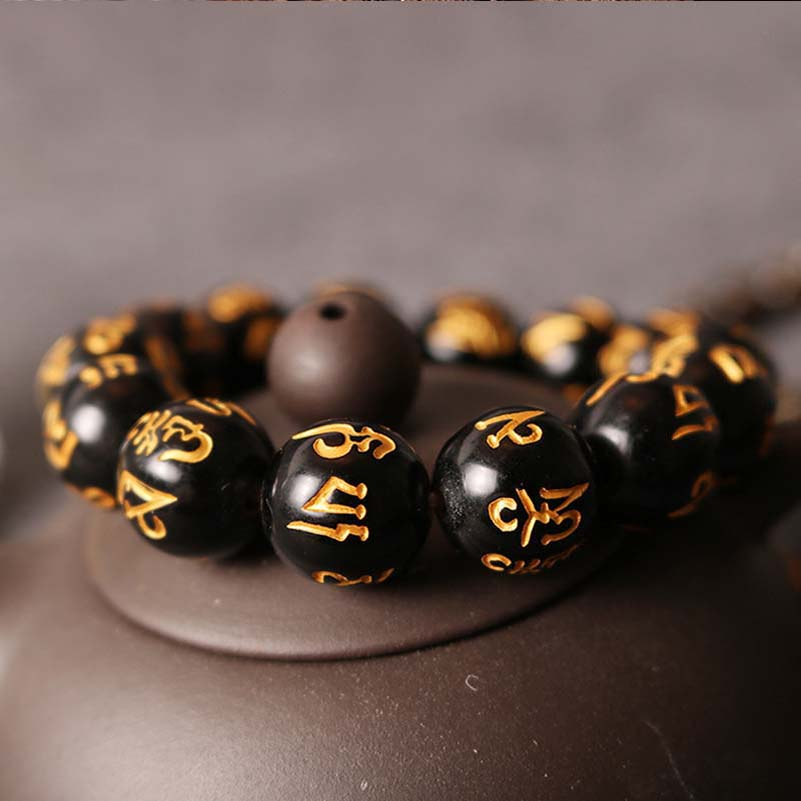 1pcs Vintage Sandalwood Redwood Buddha Beads Bracelet Fashion Women's Bracelet Charm Beads Bracelet Jewelry For Men