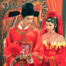 Plate bookpass woman costume chinese style chinese style wedding dress plate love for all seasons