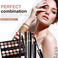 Daily Use Cosmetics Makeup Sets Eye Mascara Mattte Eyeshadow Palette Eyeliner Ey