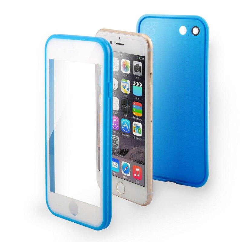 Für iPhone 7 Hülle 360 Vollschutz Ultra Thin Soft TPU - Handy-Zubehör und Ersatzteile - Foto 2
