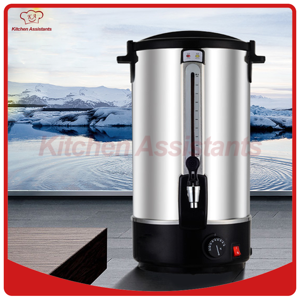 купить HL15D 16L water heater electric automatic hot heating water boiler kettle tank drinking water machine по цене 10118.6 рублей