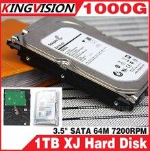 Cuenta regresiva Seagate! Seagate 1000G 1 TB Hdd disco duro de 3.5 pulgadas SATA de 5700 RPM de Alta velocidad para el ordenador sistema de vigilancia DVR NVR Almacenamiento