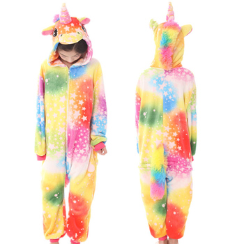 Unicorn Pajamas for Boys Girls