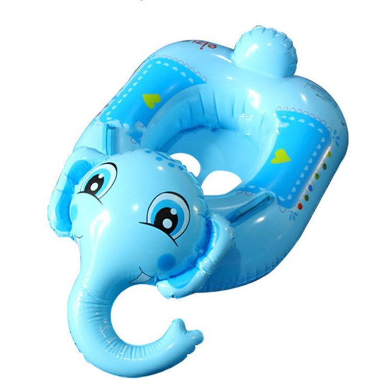 iEndyCn Baby Green PVC Thickened Swimming Ring Children Swimming Ring Swimming Pool Accessories GXY200