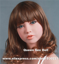 2016 NEW Top quality realistic sex dolls head for silicone doll, oral sex toy, sex tools for men products