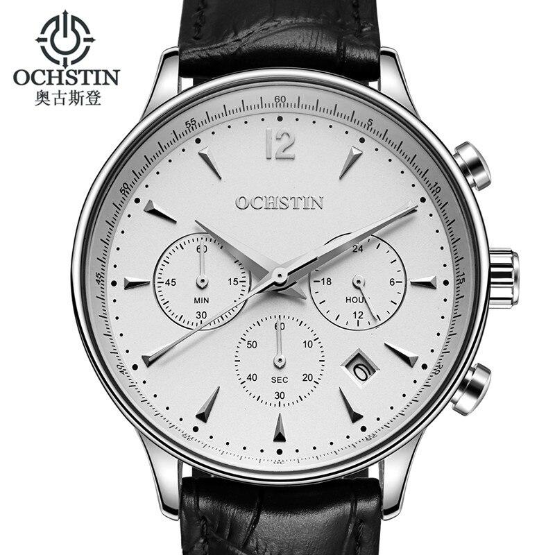 OCHSTIN Relojes de lujo para hombres Reloj de cuarzo para hombres - Relojes para hombres - foto 3