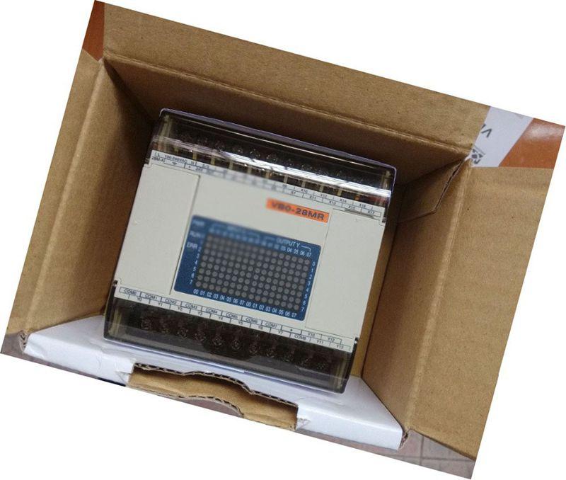 VB0-28MR-A PLC 24VDC 16 point input 12 point output Main Unit c200h od215 output unit 24vdc