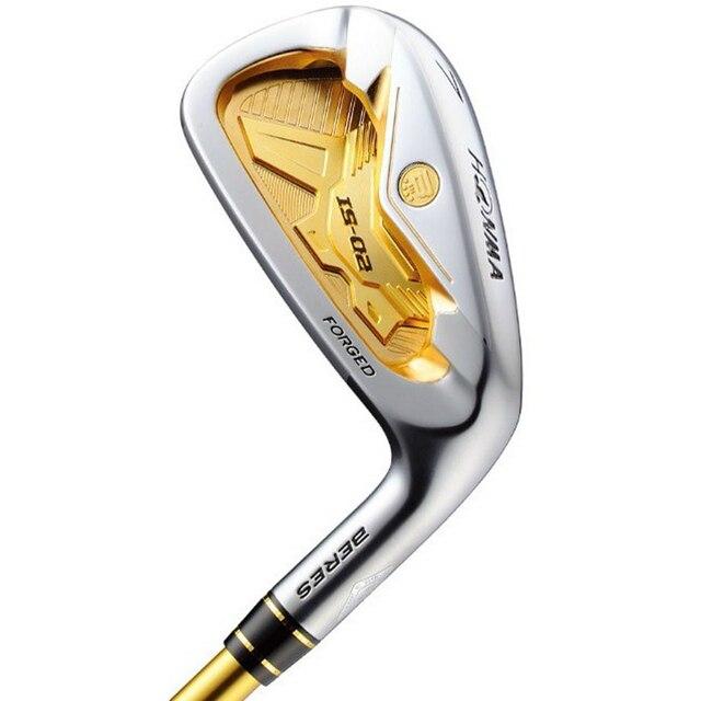 新メンズゴルフクラブセット S 02 4 スターゴルフアイアンセット 4 11.Aw.Sw アイアンクラブでゴルフグラファイトシャフト Cooyute 送料無料