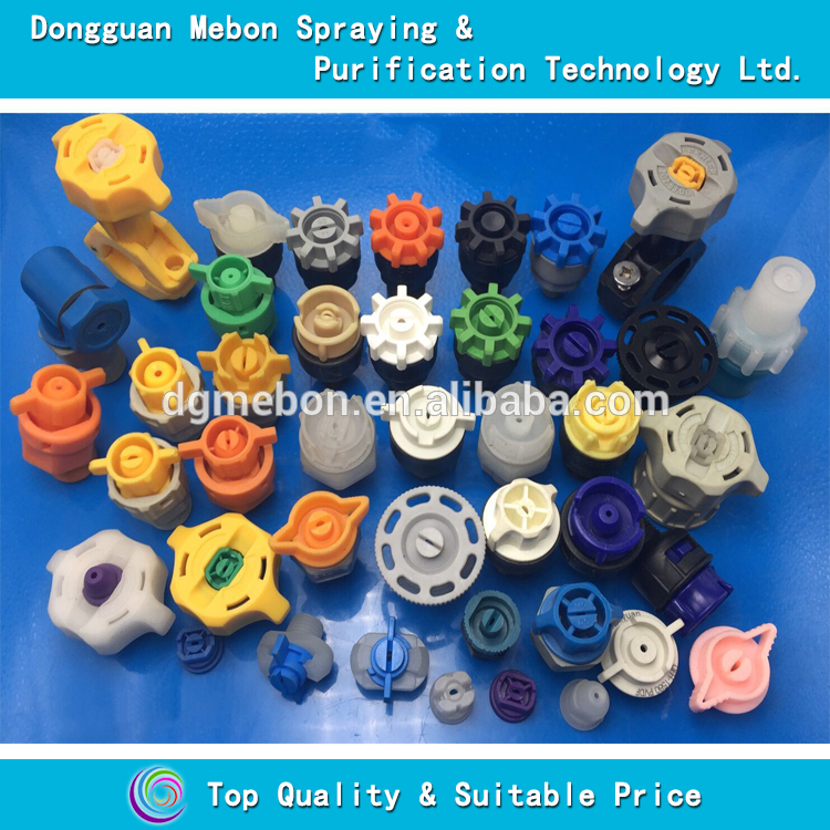 Free shipping,14 thread full cone plastic quick release water jet nozzle