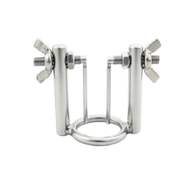 Male Stainless Steel Horse Eye Socket Metal Urethral Dilator