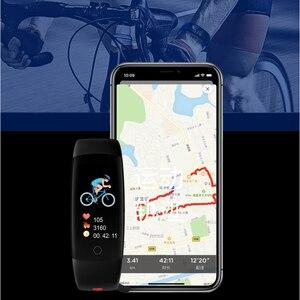 Image 5 - สมาร์ทนาฬิกาผู้ชาย 3D แบบไดนามิก UI Dial อัจฉริยะกีฬาฟิตเนสสายรัดข้อมือ montre Homme GPS กล้อง IOS Android สมาร์ทนาฬิกา