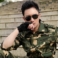 Military Uniform Men's Outdoor Tactical Camouflage Suits Army Green Sets Uniforme Militar CS Hunting Clothing Combat Jacket+Pant