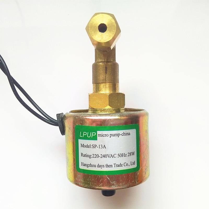 SP-13A 220-240VAC 50 Гц 28 Вт DC Miro электромагнитный насос с качеством