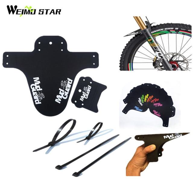 Weimostar Downhill Bicycle Mudguard Fender Mountain Bike Mud Guards
