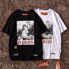 2019ss Heron Preston T Shirt Men Women Streetwear Harajuku Xxxtentacion Sally Face Casuals T-shirt Summer Tee