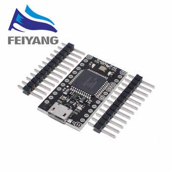10pcs With the bootloader New Pro Micro ATmega32U4 ATMEGA32U4-AU 5V/16MHz Module controller - DISCOUNT ITEM  15% OFF All Category