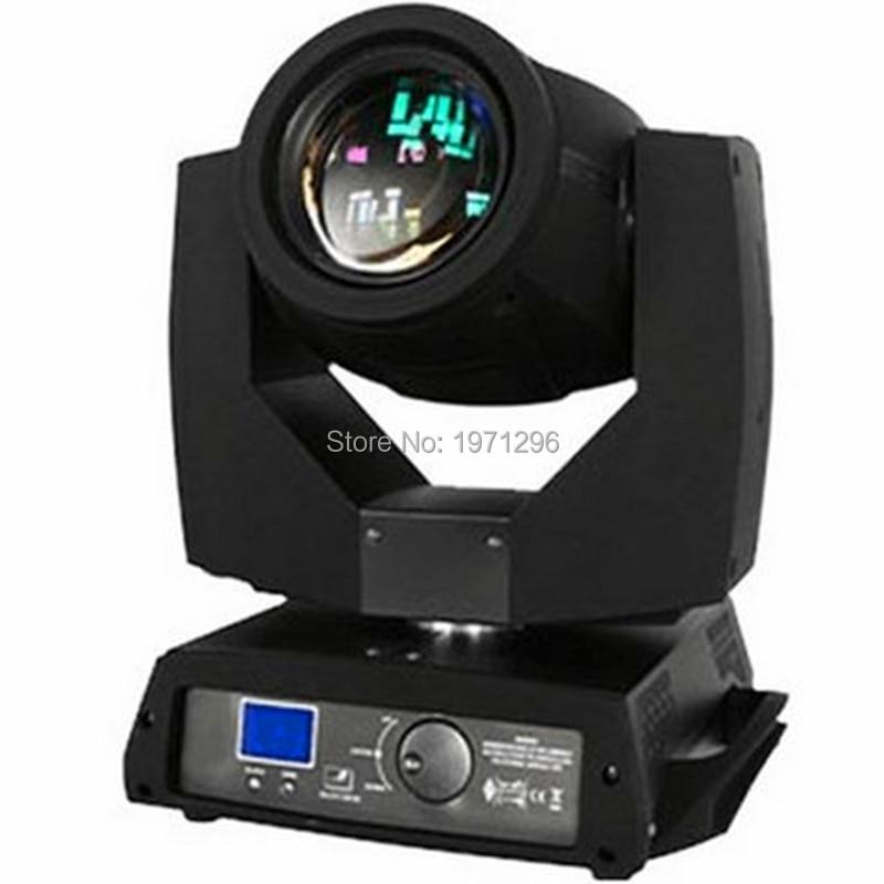 2pcs/lot Fast&Free shipping hot-sale Beam 230w Sharpy 7r Moving head Light 230W 7R Lamp  Touch Screen Beam For Disco DJ стоимость