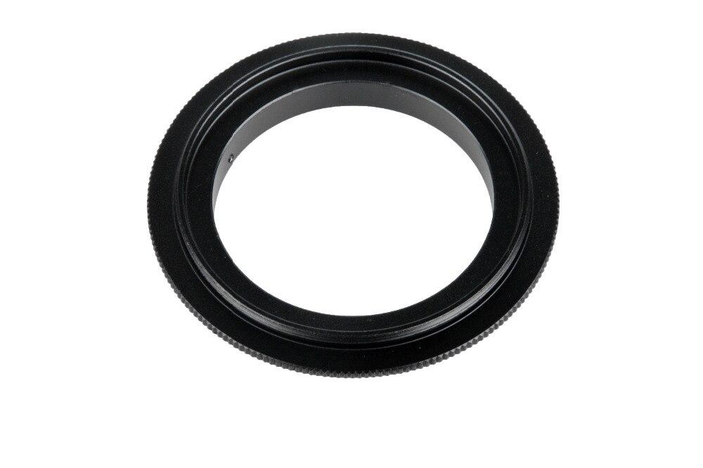 Aluminum Camera Macro Lens Reverse Adapter Ring for Nikon AI to 49mm 52mm 55mm 58mm 62mm 67mm 72mm 77mm Thread MountAluminum Camera Macro Lens Reverse Adapter Ring for Nikon AI to 49mm 52mm 55mm 58mm 62mm 67mm 72mm 77mm Thread Mount