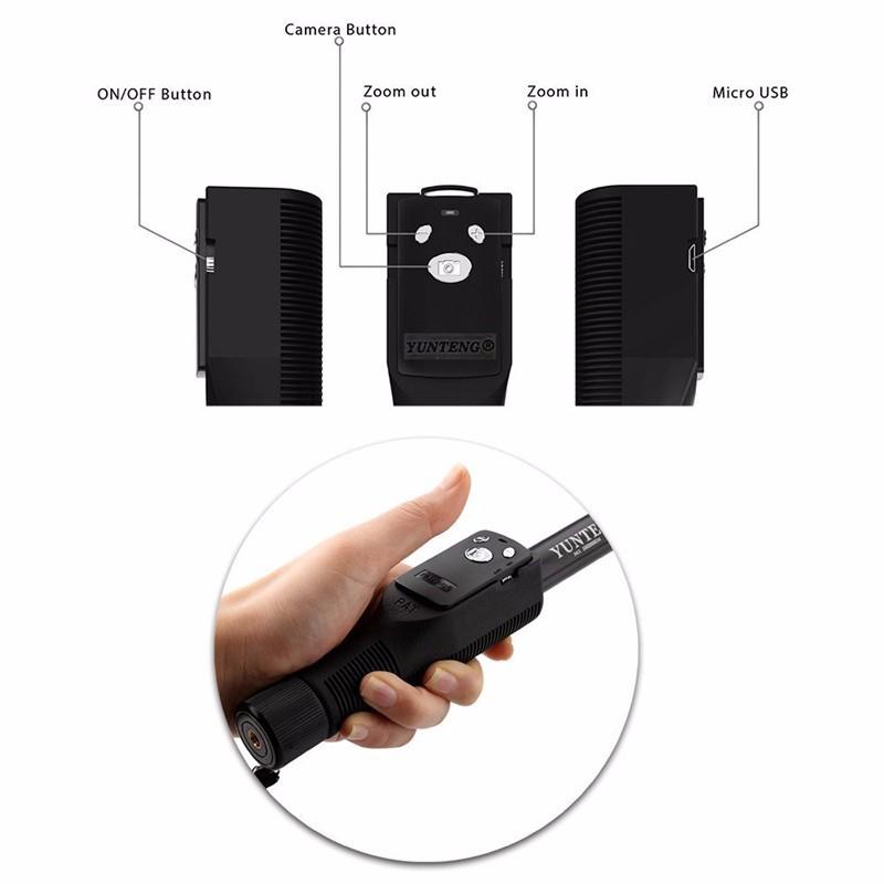 NMEGOU-Extendable-Yunteng-1288-Bluetooth-Selfie-Stick-Monopod-Tripod-for-Iphone-7-6-6s-Plus-Xiaomi-Samsung-Phone-Camera-Yt-1288 (11)