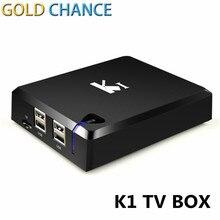 K1-T2 A Ndroid TV Box + DVB-T2 amlogic s805 1กิกะไบต์ram 8กิกะไบต์รอมxbmcแปล้โปรเจคเตอร์โฮมเธียเตอร์dvb-t2 K1 DVB T2หุ่นยนต์t v box