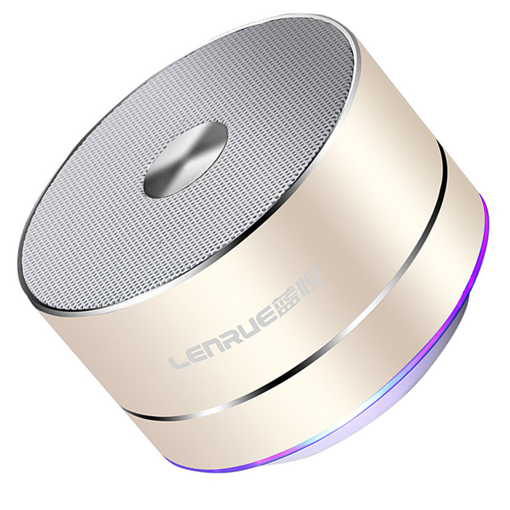 A2 Outdoor Bluetooth Speaker Portable Bluetooth Sound Box Wireless Sound Box TF-Card Supported Mini Bluetooth Speaker